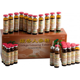 Gingko Ginseng Extract, 30...