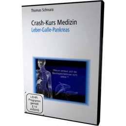 Crash Kurs Medizin: Leber -...
