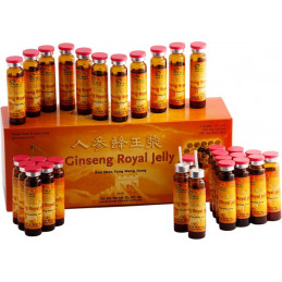Ginseng Royal Jelly, 10ml-...